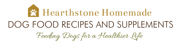 Homemade Dog Food Recipes and Supplements